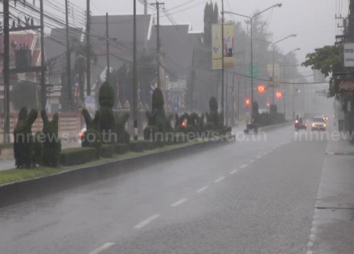อุตุเตือนไทยฝนฟ้าคะนองลมแรงเหนือมีลูกเห็บตก