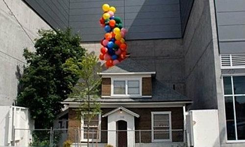 ปิดฉากสุดท้ายของบ้าน UP! หลังถูกขายทอดตลาด