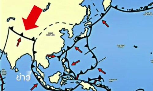 นักวิชาการหวั่นผลกระทบแผ่นดินไหวในเนปาล-อุตุฯ ยันไม่กระทบไทย