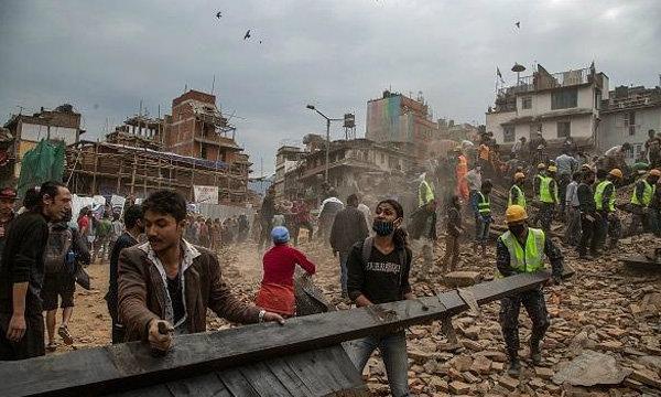 เปิดสถิติแผ่นดินไหวเนปาล กลืนชีวิตคนมากติดอันดับ 9 ของโลก