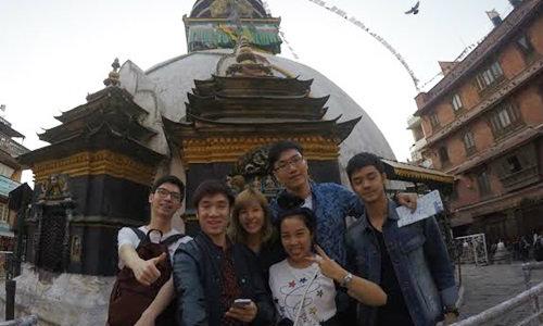 6 นิสิตเที่ยวเนปาล จ่อกลับไทยพรุ่งนี้ พ่อเปิดใจ 2 วันติดต่อลูก