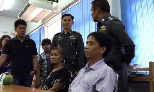 2 ผัวเมียสัปเหร่อ คดีศพเด็กใต้ฐานพระ ปฏิเสธไม่รู้เห็น