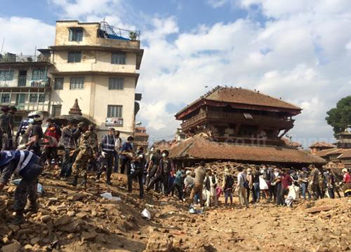 ดุสิตโพลเผยผลสำรวจหลังเกิดเหตุดินไหวเนปาล