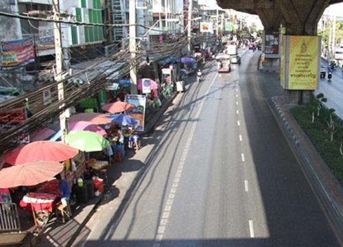 ไม่มีกลุ่มฝนในกทม.ขณะนี้-อุตุฯพยากรณ์ทั่วไทยร้อนจัด