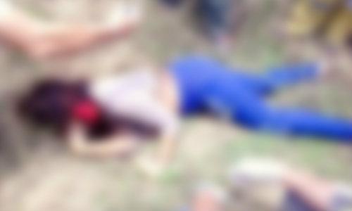 ฆ่าโหดสาวผมแดง หมกศพพงหญ้าย่านบางพลี