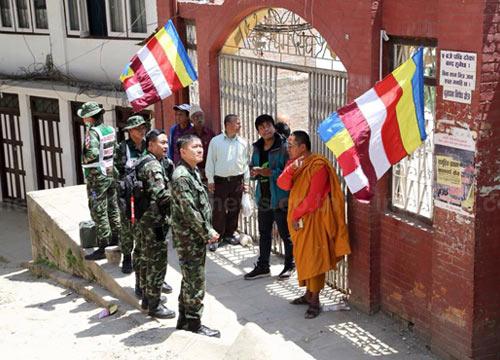 ทหารเยี่ยม6คนไทยบูรณะวัดในเนปาล-พบรอดเพิ่มอีก3