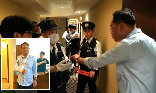 ยุทธพงศ์ อดีต รมช. ถูกโจรบุกห้องพักกลางกรุงโตเกียว