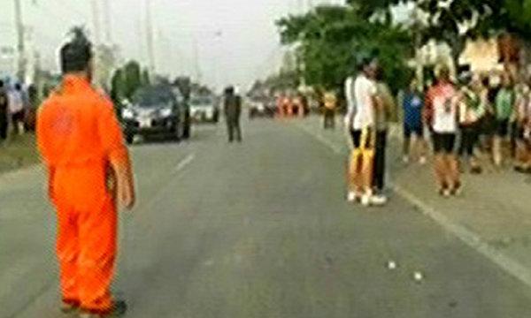 ตำรวจแจ้ง 3 ข้อหาหนักสาวซิ่งเก๋งชนจักรยานดับ 3 ศพ