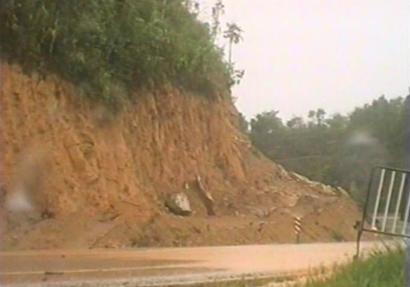 ไทยเข้าสู่ฤดูฝนหลายพื้นที่เสี่ยงดินโคลนถล่ม