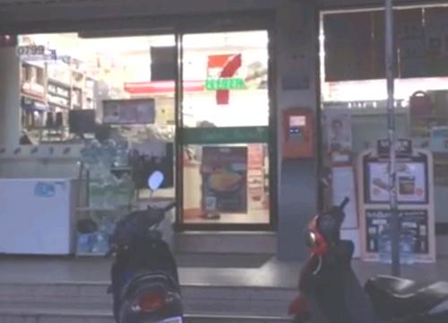 โจรชิงบุกทรัพย์ร้านสะดวกซื้อกทม.และชลบุรี