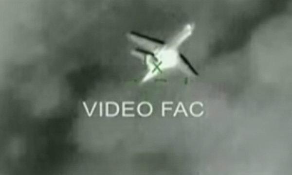 เครื่องบินขนยาเสพติดพุ่งตกทะเลในโคลอมเบีย