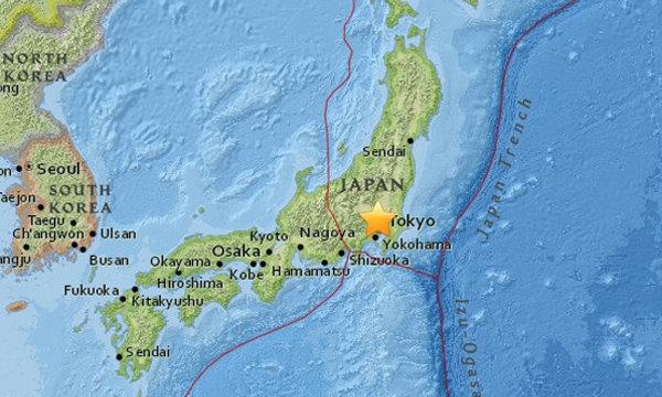 ญี่ปุ่นแผ่นดินไหว 5.3 แมกนิจูด รถไฟใต้ดินหยุดชั่วคราว