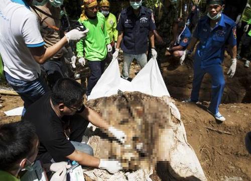 IOMเชื่อศพชายแดนไทยป่วยตาย-แกมเบียรับโรฮีนจา