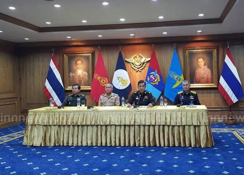กองทัพไทยตั้งศูนย์ช่วยผู้อพยพในมหาสมุทรอินเดีย