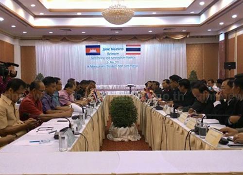 สองจังหวัดไทย-กัมพูชาผูกมิตรรับAEC
