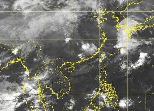 เรดาร์ตรวจอากาศพบฝนอ่อนหลายพื้นที่ทั่วกรุง