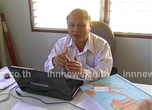 สำนักทรัพยากรธรณีเผยดินไหวพม่าวานนี้ผลจากเนปาล