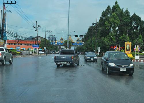 อุตุฯพยากรณ์อากาศภาคใต้มีฝนตกบางแห่ง