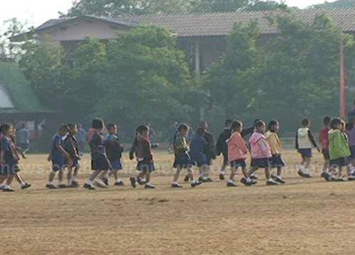 สธ.เผยไอคิวเด็กไทยตกต่ำลงอีกโดยเฉพะาเด็กในชนบท
