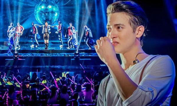 เจมส์ จิรายุ น้ำตาแตก ถูกเซอร์ไพรส์กลางคอนเสิร์ต