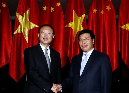 จีน-เวียดนามร่วมหารือฟื้นความสัมพันธ์