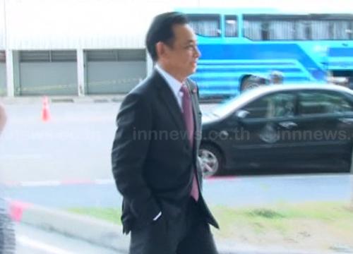 บุญทรงเดินทางมาศาลฎีกาแล้วไต่สวนคดีทุจริตจีทูจี