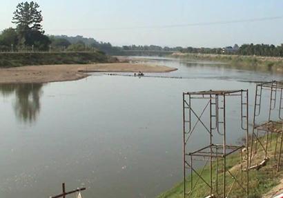ศภช.รายงานปริมาณน้ำท่าในแม่น้ำหลักยังน้อย