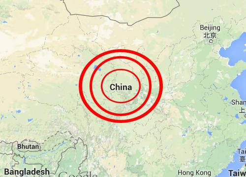 แผ่นดินไหว6.1ที่จีน-ไม่มีรายงานความเสียหาย