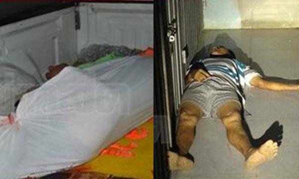 สยอง 2 ศพ คาดคนสวนฆ่าแม่บ้าน ซดยาฉีดยุงตายตาม