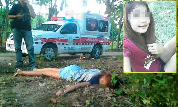 ลวงสาว 15 ยิงทิ้ง สงสัยแฟนหนุ่มแค้นถูกบอกเลิก