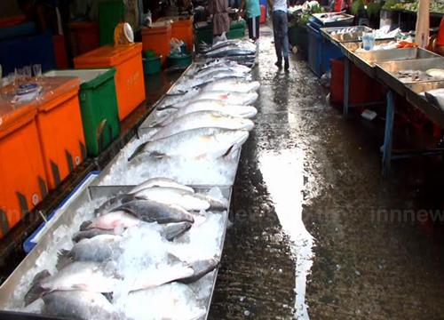 ราคาอาหารทะเลใน จ.จันทบุรี เริ่มปรับสูงขึ้น