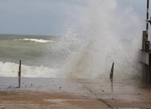 อุตุฯเตือนฉ.5ช่วง7-13ก.ค.ทะเลมีคลื่นสูง