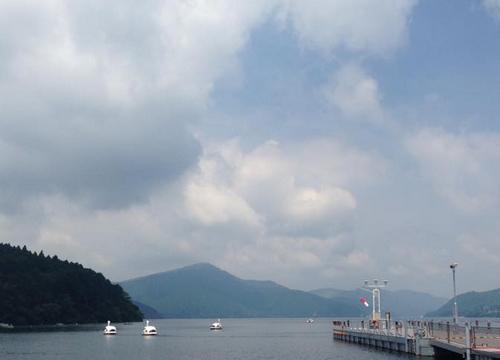 อุตุฯญี่ปุ่นเตือนทางใต้ระวังฝนหนักจากพายุฮาโลลา