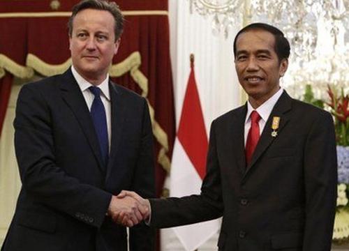 ผู้นำอังกฤษเยือน4ประเทศอาเซียนกระชับต้านก่อการร้าย