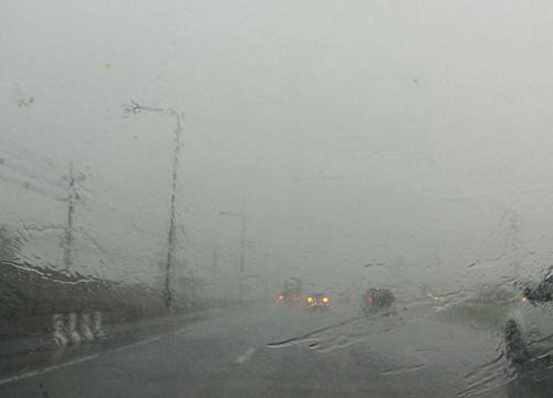 อุตุฯพยากรณ์อากาศเที่ยงวันตอนบนฝนต่อเนื่อง