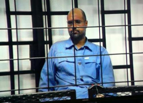 ศาลลิเบียสั่งตัดหัวลูกชายกัดดาฟีพร้อมพวก8คน