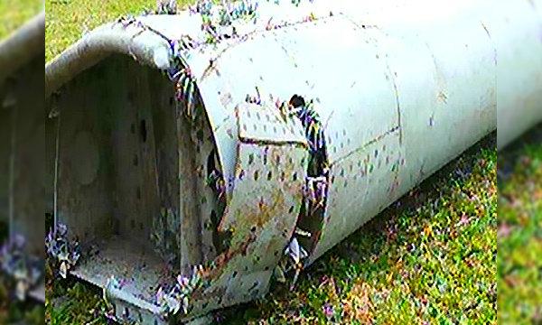 พบชิ้นส่วนเครื่องบินเกาะฝรั่งเศส คล้าย MH370