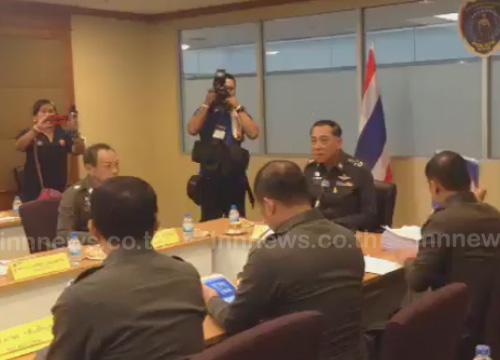 เอกประชุมคดีค้ามนุษย์39คนไทยในอินโดฯ
