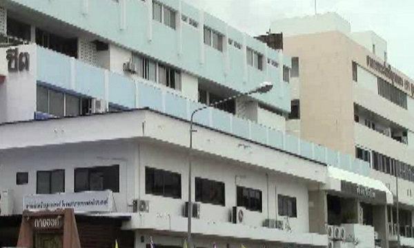 ดิ่งตึกโรงพยาบาลอุบลฯ ดับ