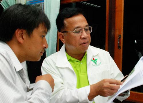 เขตสุขภาพที่2ลุยเพิ่มศักยภาพร.พ.ชุมชน