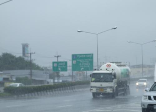 อุตุฯเผยไทยมีฝนเว้นเหนือ,อีสาน-กทม.30%