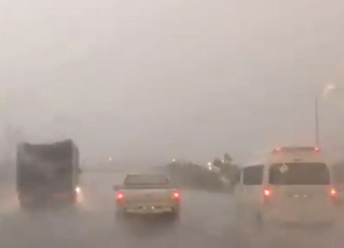 อุตุฯเผยไทยตอนบนยังมีฝน,กทม.60%