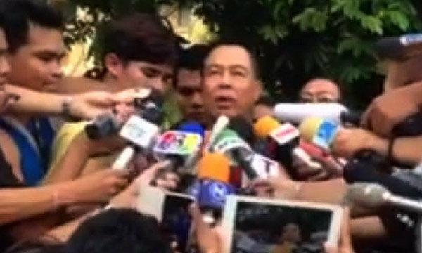 """ผบ.ตร.ปรี๊ดหลังโดนถาม """"จับแพะหรือเปล่า?"""" สวนกลับ """"เป็นคนไทยหรือเปล่า?"""""""