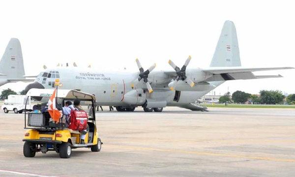 ทอ.ปัดข่าวนักบินนำซี-130 บินเที่ยวสหรัฐฯ เผย ไปซ้อมรบ-ถูกทำร้าย