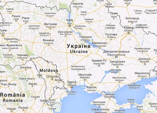 บึ้มกลางเมืองหลวงยูเครนจนท.ดูแลสภาเจ็บนับร้อย