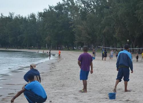 ชายหาดอ่าวมะนาวประจวบฯติดระดับ 5 ดาว