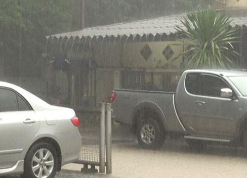 อุตุเผยไทยตอนบนยังมีฝนเหนืออีสานตอ.ตกหนัก