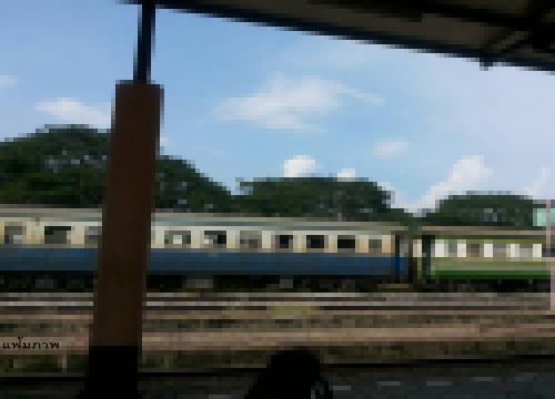 รถไฟชนหนุ่มใหญ่เสียชีวิตก่อนถึงแยกยมราช