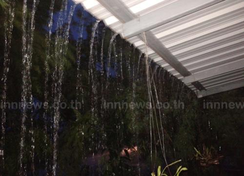 อุตุฯพยากรณ์ช่วงเย็นไทยตอนบนยังคงมีฝนตก