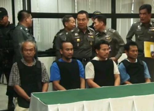 ศาลสั่งประหาร4ชาย ยิงM79 กปปส. BigCราชดำริตาย3